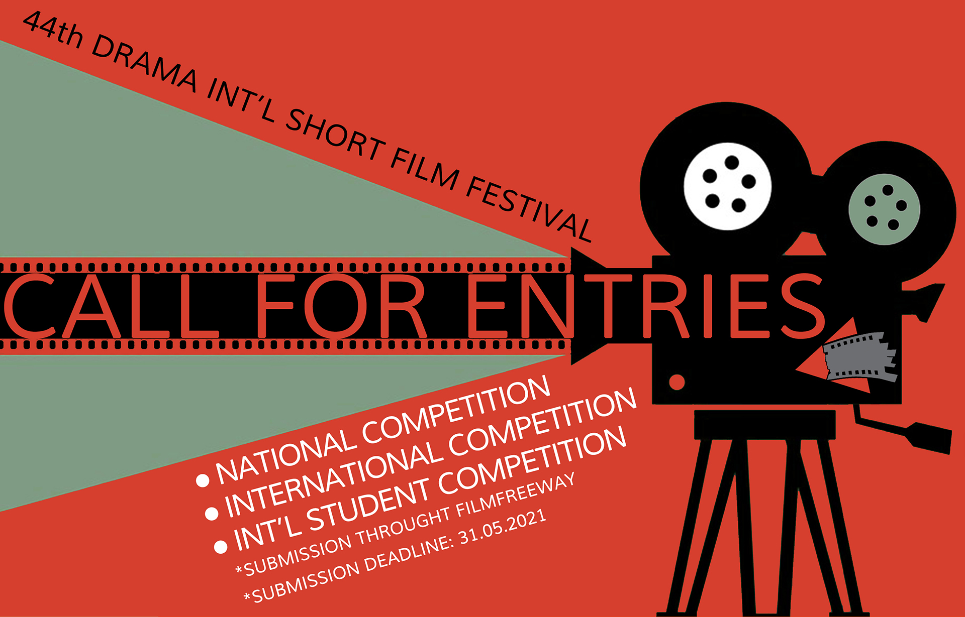DISFF is awaiting your films