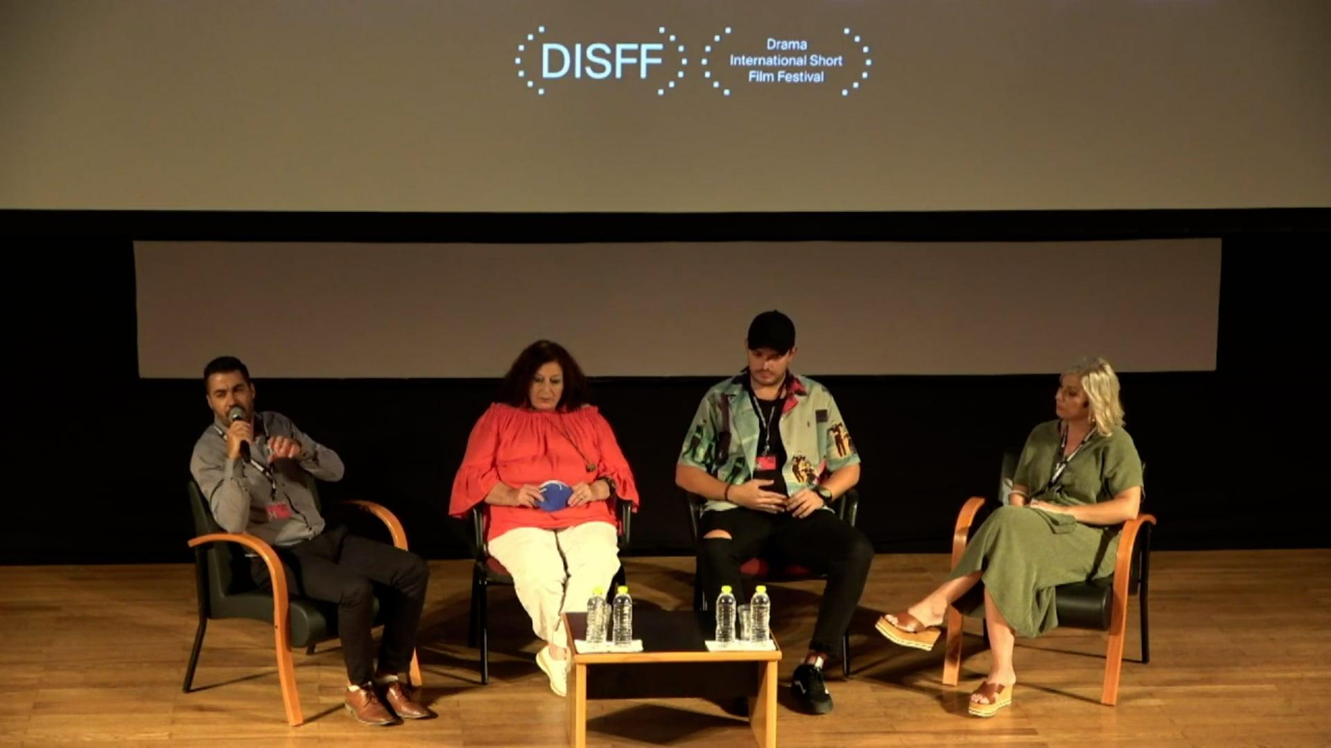 CINEMATHERAPY - DENISE NIKOLAKOU | WED 15/9, 20:00