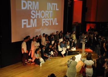 Awarded films of the 44th Drama International Short Film Festival