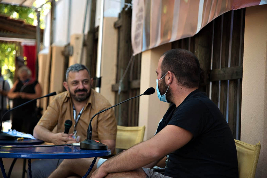 Παρουσιάσεις σκηνοθετών