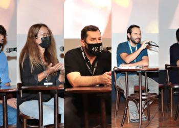 παρουσίαση σκηνοθετών Σάββατο