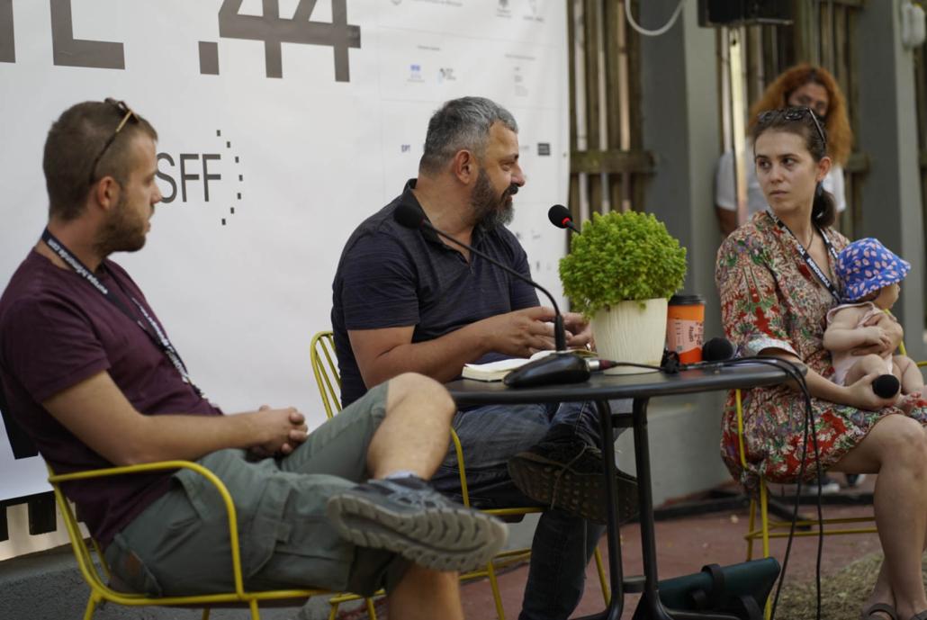 Q&A Σκηνοθετών - Τρίτη