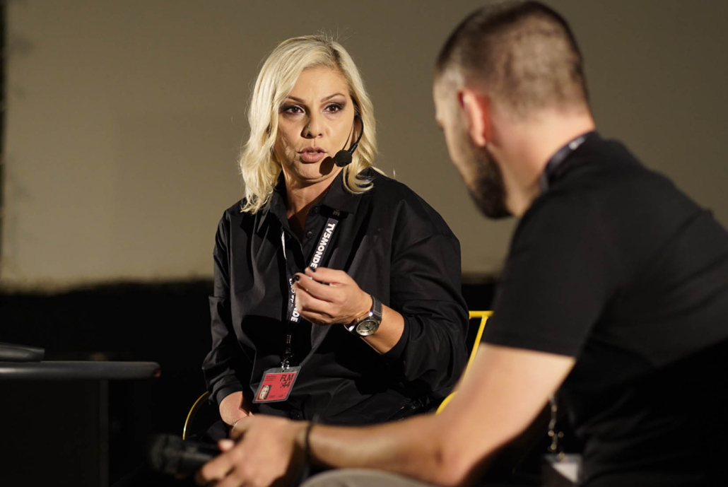 CINEMATHERAPY με την ψυχοθεραπεύτρια Ντενίς Νικολάκου