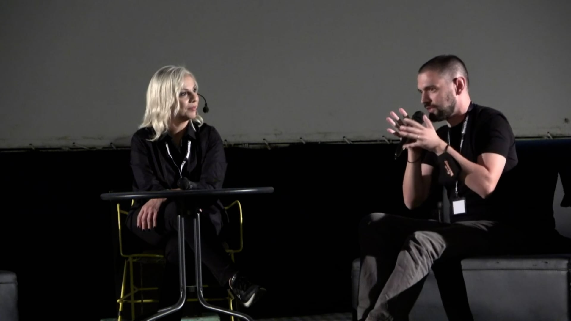 CINEMATHERAPY - DENISE NIKOLAKOU | FRI 17/9, 20:00
