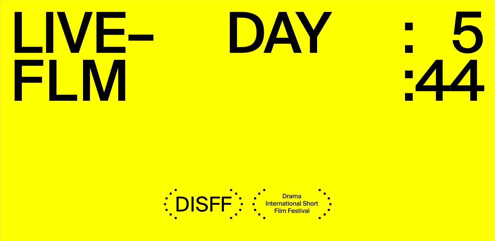 DISFF Live Days