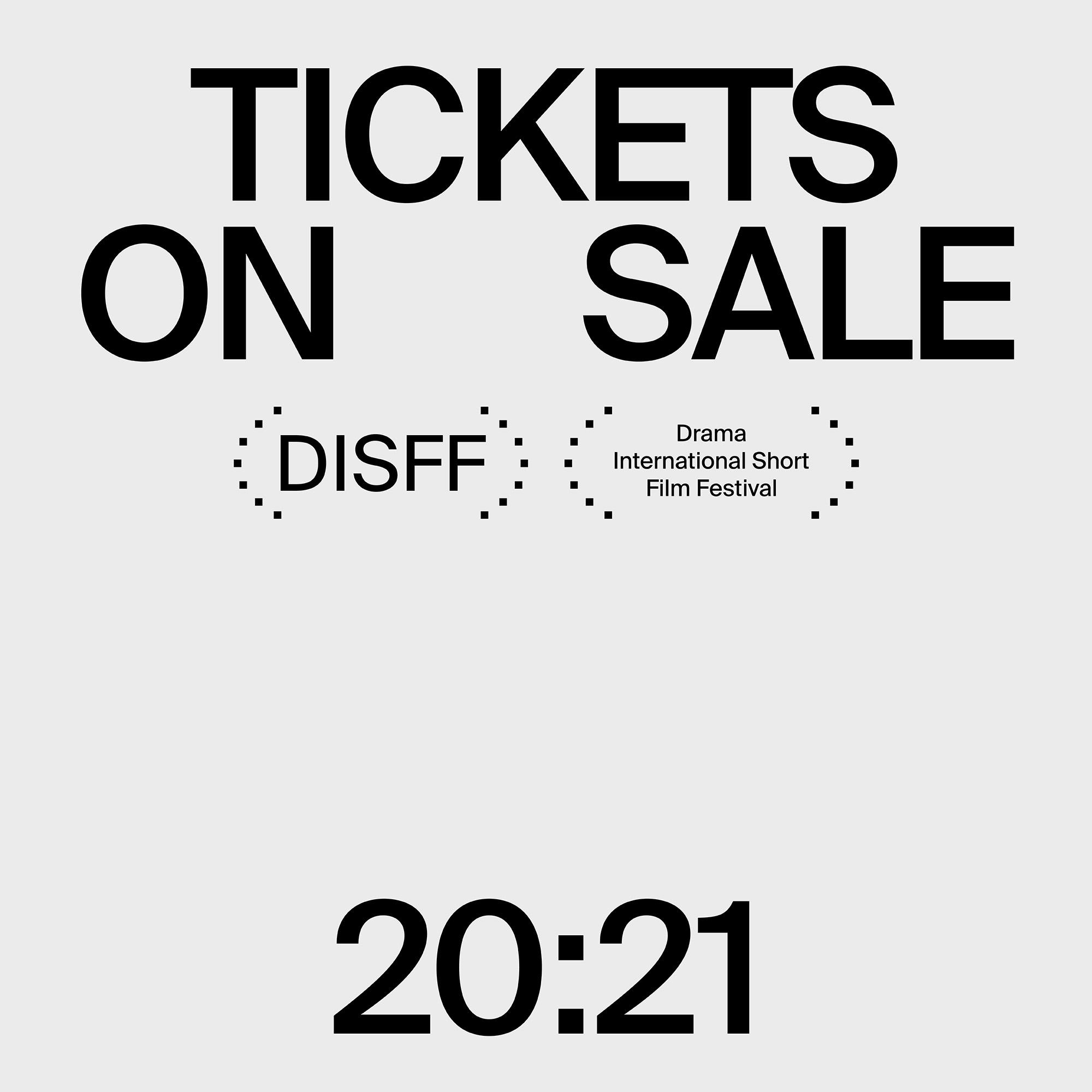 DISFF Tickets