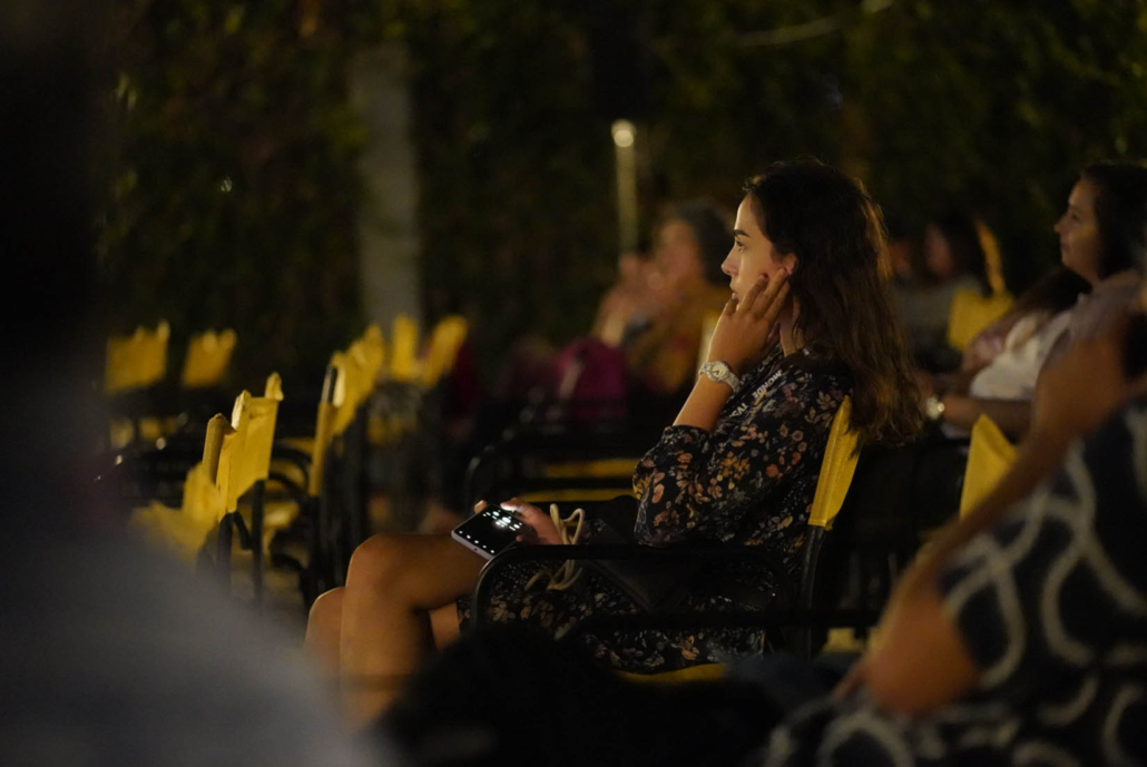 CINEMATHERAPY με την Ντενίς Νικολάκου - Πέμπτη 16 Σεπτέμβριου